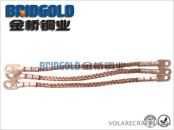 Copper Stranded Connectors with Lugs