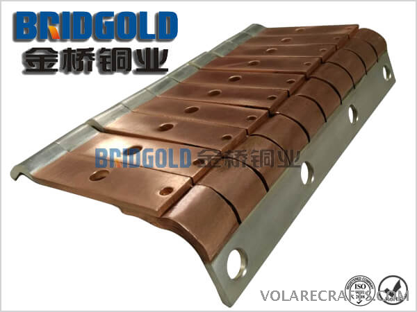 Customized Product Show (Laminated Copper Foil Connectors)