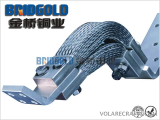 Customized Product Show (Braided Copper Connectors)