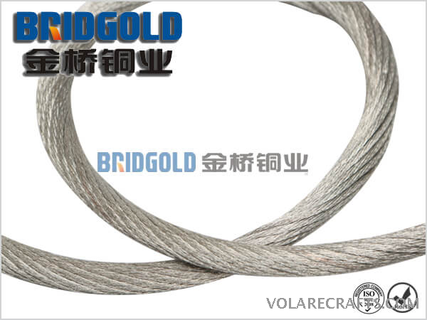 BGTJR(X) 3 Flexible Copper Stranded Wires Single Wire Diameter: 0.15mm